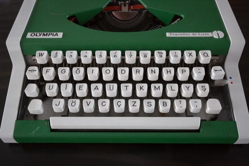 Турецкая F-клавиатура
