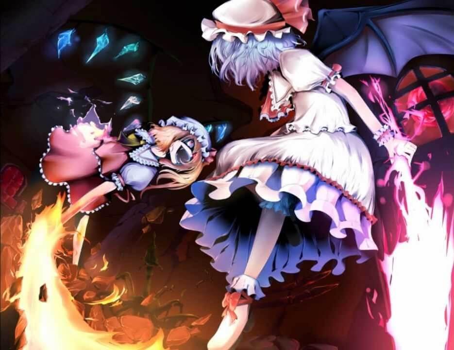 Ремилия Скарлет – Touhou: Embodiment of Scarlet Devil