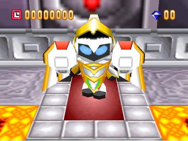 Сириус – Bomberman 64