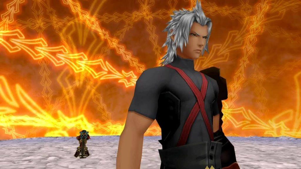 Terra-Xehanort – Kingdom Hearts: Birth by Sleep