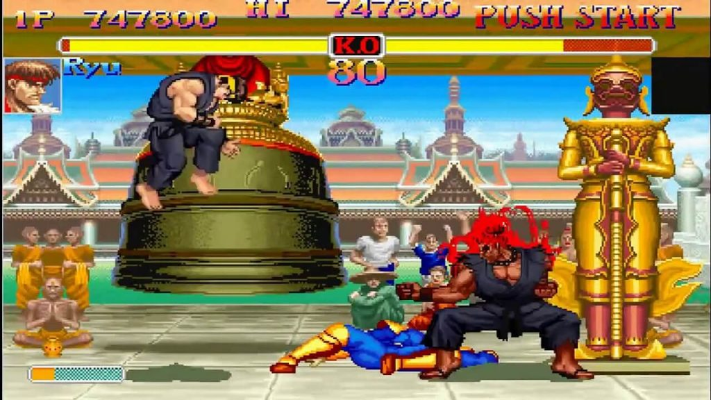 Акума – Super Street Fighter II Turbo