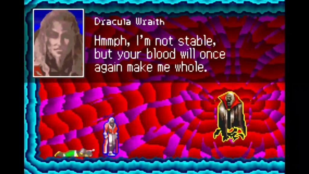 Дракула – Castlevania: Harmony of Dissonance