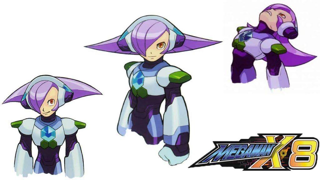 Люмино – Mega Man X8