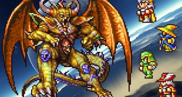 Играя роли: ретроспектива Final Fantasy