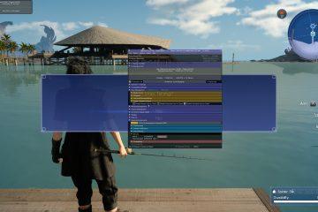 Первая модификация на Final Fantasy XV улучшает время загрузки, поток HD текстур и уменьшает зависания