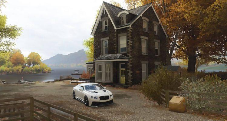 Нахождение всех домов в Forza Horizon 4