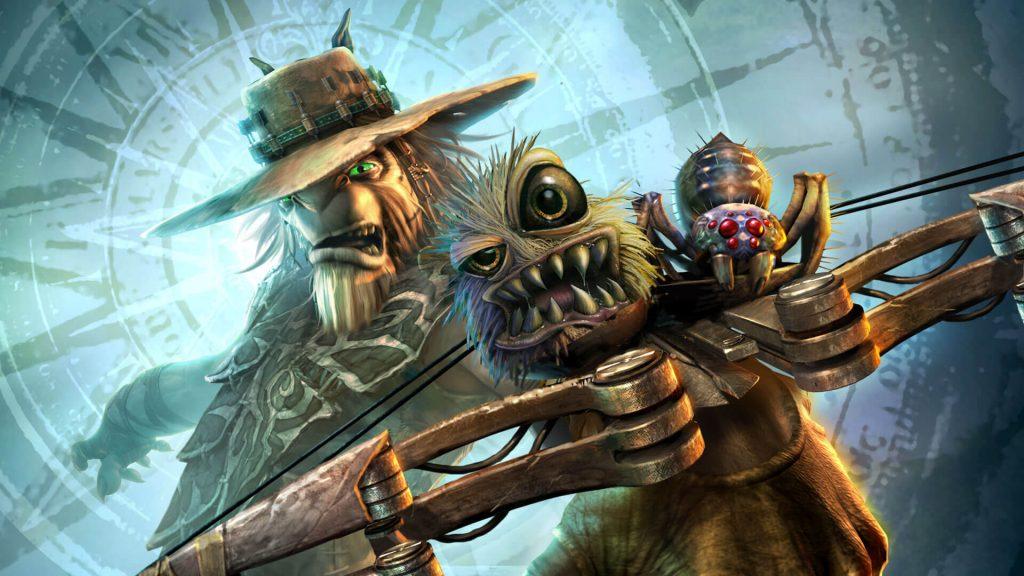 Oddworld: Stranger's Wrath HD