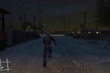 Благодаря потрясающему моду в GTA 5 появляется Crysis