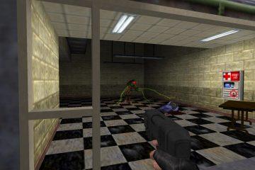 Мод, который переносит озвучку, модели и оружие из Duke Nukem в классическую Half Life