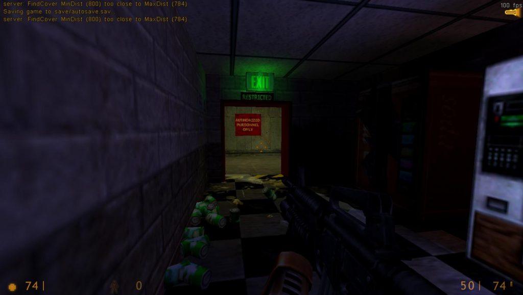 Мод для Half-Life добавляет HD-модели и карты из версии игры на Playstation 2