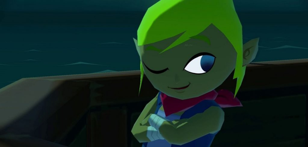 Gallery Completion – The Legend of Zelda: The Wind Waker