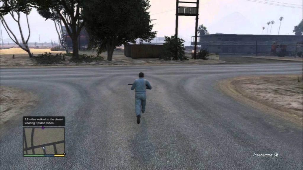 Испытание истины – Grand Theft Auto 5