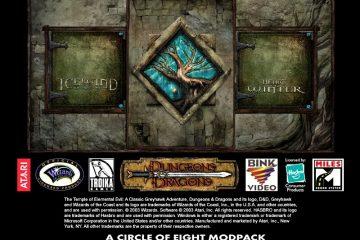 Новая модификация, которая переносит игру «Icewind Dale» в игру «Temple of Elemental Evil»