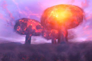 Игроки Fallout 76 запустили сразу 3 ядерные боеголовки, сервер упал