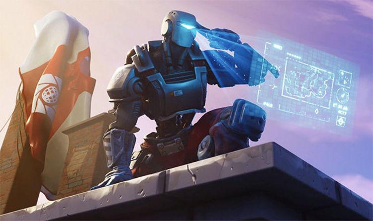 Игроки Fortnite ломают голову над появлением таинственного облака