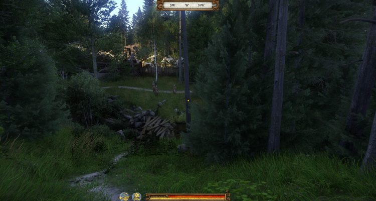 Мод значительно улучшает графические эффекты окружающей среды в Kingdom Come: Deliverance
