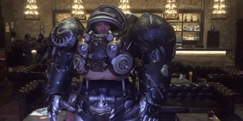 Фантастический косплей по StarCraft