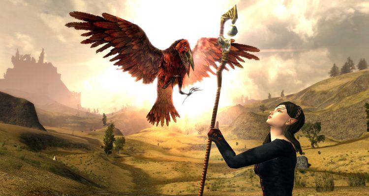 Lord of the Rings Online возвращается с Легендарными Серверами в стиле WoW: Classic
