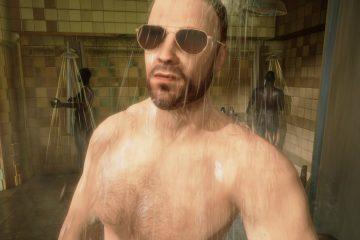 Лучший симулятор мытья мужика в душе стал еще лучше