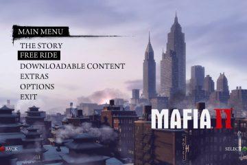 Мод для Mafia 2 даёт возможность свободного перемещения вначале игры и изменения времени суток по своему желанию