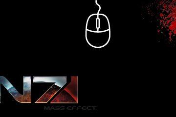 Мод для классической Mass Effect удаляет ускорение мышки и предлагает правильный базовый ввод