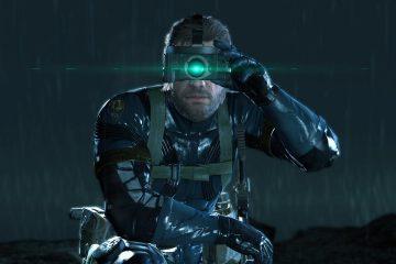 Мод для Metal Gear Solid 5: The Phantom Pain позволяет играть в режиме от первого лица