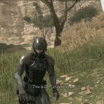 Мод переносит Райдена из Metal Gear Solid 4 в Metal Gear Solid V: The Phantom Pain