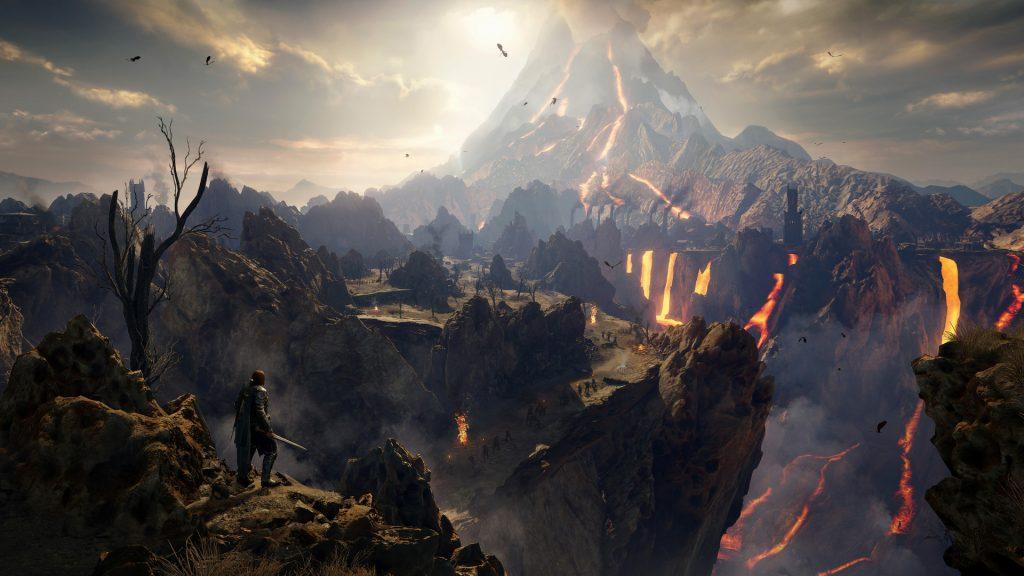 Вышел FOV мод для Middle-earth: Shadow of War