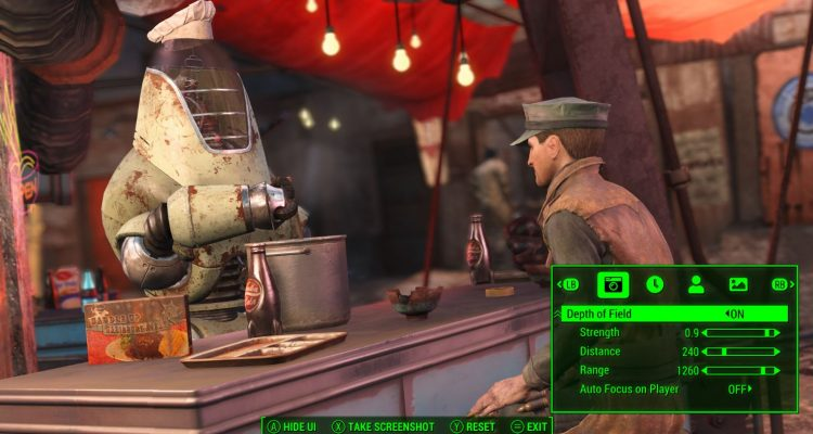 Моддер создает отсутствующий мод для фотографий в Fallout 4