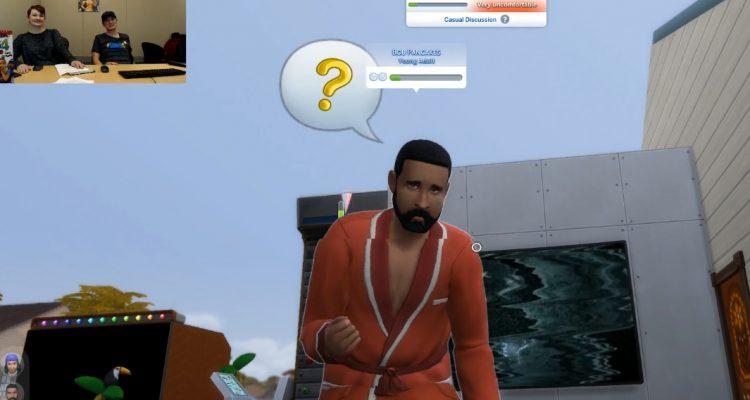 Новая камера от первого лица в игре The Sims 4 позволит увидеть страдания еще ближе