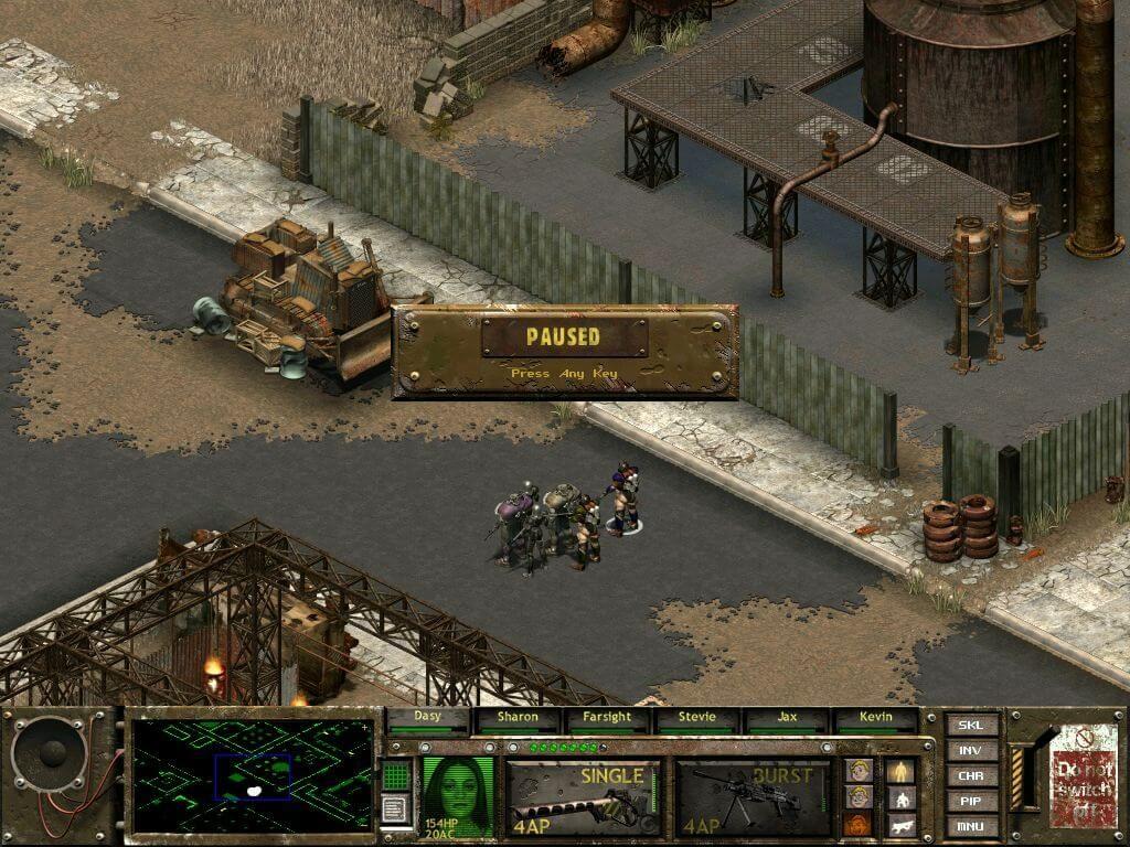 О тактических RPG