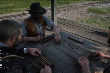 Гайд по мини-играм в Red Dead Redemption 2: как выиграть в покере, блэкджеке и игре с ножом