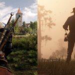 Red Dead Redemption 2 и The Witcher 3. Какая из них лучшая игра с открытым миром?