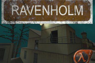 Рейвенхольм из Half-Life 2 в Half-Life 1