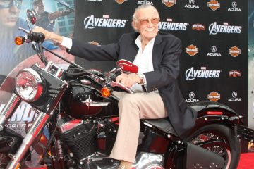 Скончался один из основателей вселенной Marvel Стэн Ли