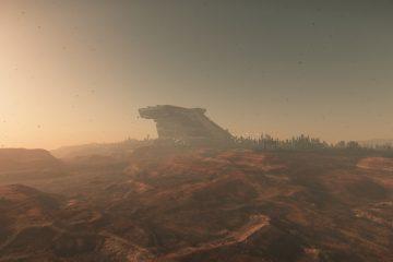 Star Citizen будет бесплатна в течение недели и вы получите новую планету для исследования