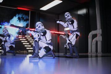 Модификация Star Wars: Battlefront 2 позволяет проводить пользовательские аркадные бои 32 на 32