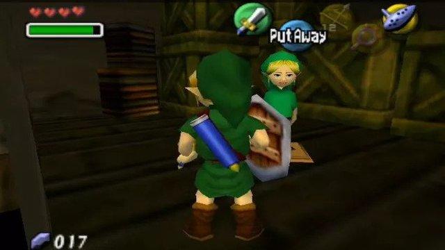 Ben Drowned (The Legend of Zelda: Majora's Mask)
