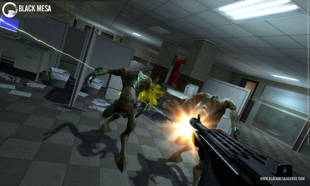 История Black Mesa – ремейка Half-Life