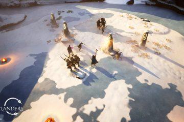The Waylanders вдохновлённая Dragon Age, достигла цели на Кикстартере