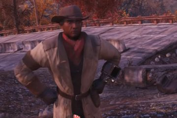 В Fallout 76 игрок копирует Престона Гарви и настаивает, что поселениям нужна помощь