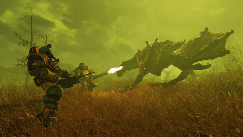 В следующих обновлениях Fallout 76 будут новые убежища, квесты и войны между фракциями