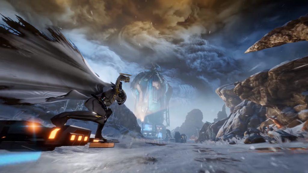 Варфрейм: Фортуна насчитывает 132,000 онлайн игроков