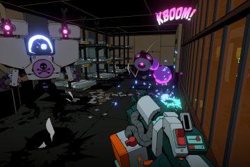 Void Bastards это стильный тактический шутер от сооснователя студии Irrational Games