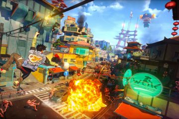 Выйдет ли Sunset Overdrive в Steam?