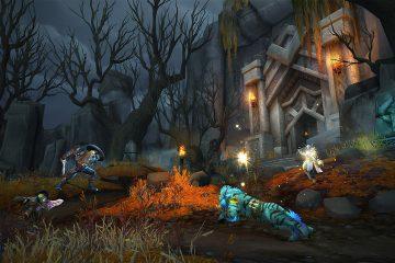 Взгляните на районы экспедиции новых островов World of Warcraft