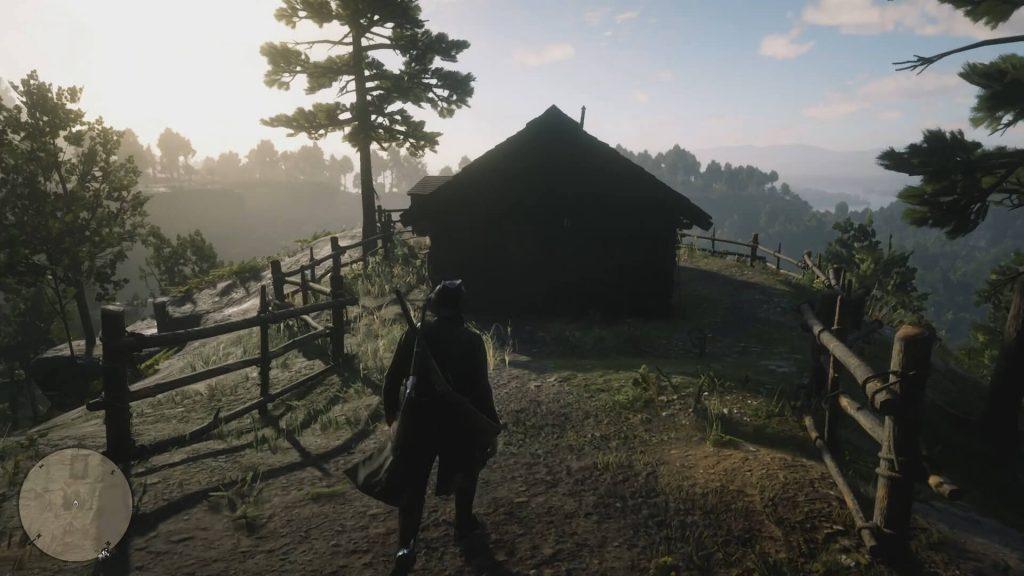 Где найти метеоры в Red Dead Redemption 2