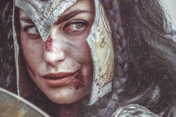 Крутой образ Чудо-женщины