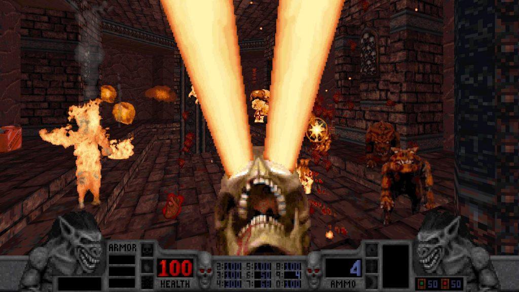 Шутер с элементами хоррора из 1997, Blood возвращается