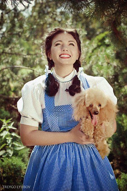 75 лет стране Оз: косплей Дороти